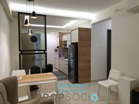 Condominium For Sale in Tropicana Bay Residences, Bayan Indah Freehold Fully Furnished 2R/2B 760k