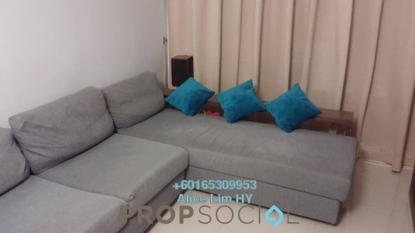 Condominium For Sale in All Seasons Park, Farlim Freehold Fully Furnished 3R/2B 560k