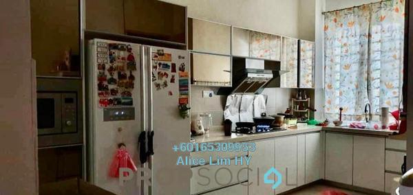 Terrace For Sale in Palmyra Residences, Balik Pulau Freehold Fully Furnished 3R/3B 628k