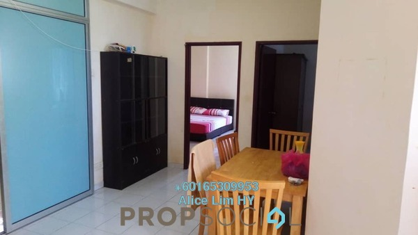 Condominium For Sale in Kingfisher Series, Green Lane Freehold Fully Furnished 3R/2B 395k