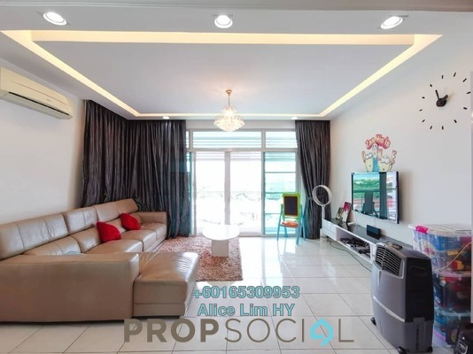 Condominium For Sale in The Brezza, Tanjung Tokong Freehold Fully Furnished 3R/2B 800k