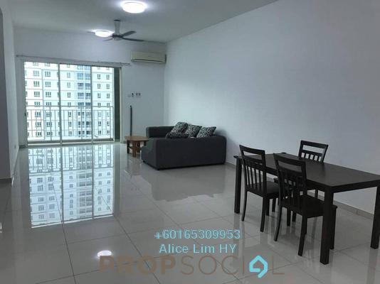 Condominium For Sale in Fiera Vista, Sungai Ara Freehold Semi Furnished 4R/3B 690k