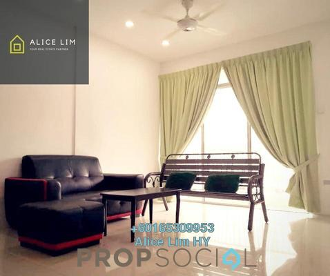 Condominium For Rent in The Peak Residences, Tanjung Tokong Freehold Fully Furnished 3R/2B 1.6k