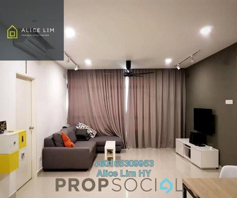 Condominium For Sale in All Seasons Park, Farlim Freehold Fully Furnished 3R/2B 630k
