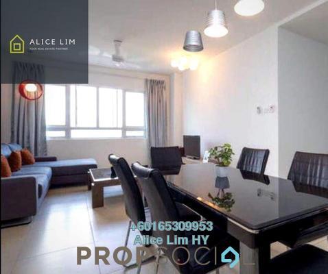 Condominium For Sale in Pearl Regency, Gelugor Freehold Fully Furnished 3R/2B 850k