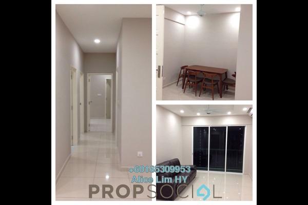 Condominium For Rent in One Imperial, Sungai Ara Freehold Semi Furnished 3R/2B 1.7k