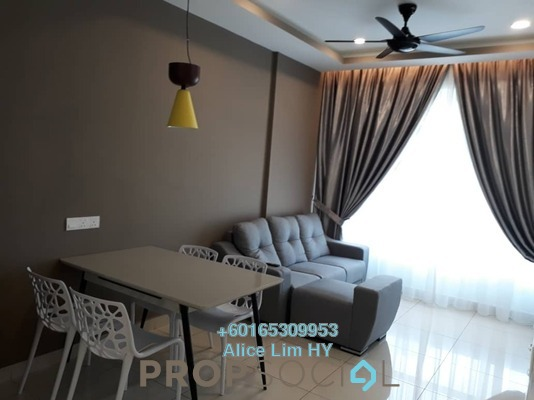 Condominium For Rent in Tropicana Bay Residences, Bayan Indah Freehold Fully Furnished 1R/1B 2k