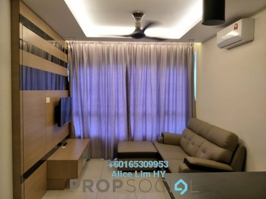 Condominium For Sale in Tropicana Bay Residences, Bayan Indah Freehold Fully Furnished 1R/1B 590k