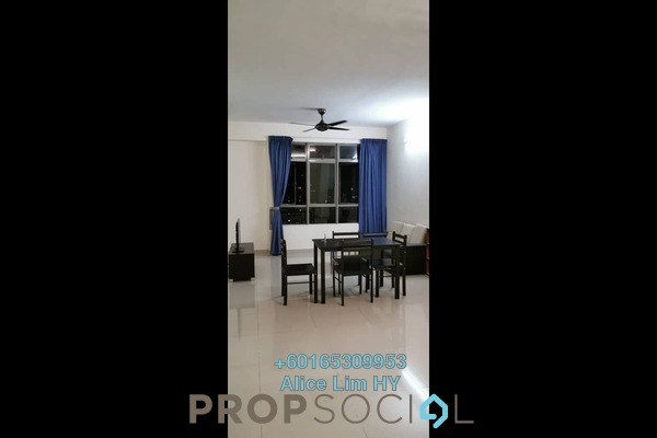 Condominium For Sale in All Seasons Park, Farlim Freehold Semi Furnished 3R/2B 540k