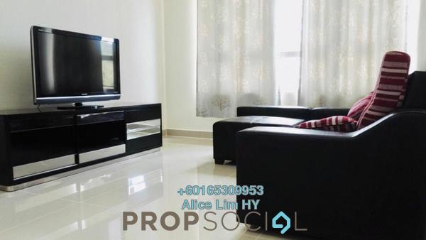 Condominium For Sale in All Seasons Park, Farlim Freehold Fully Furnished 3R/2B 540k