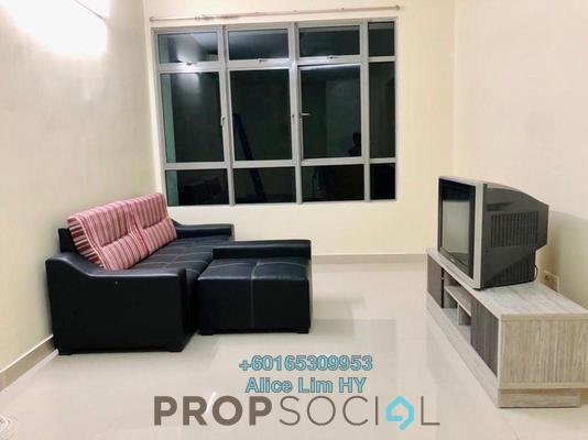 Condominium For Rent in All Seasons Park, Farlim Freehold Fully Furnished 3R/2B 1.35k