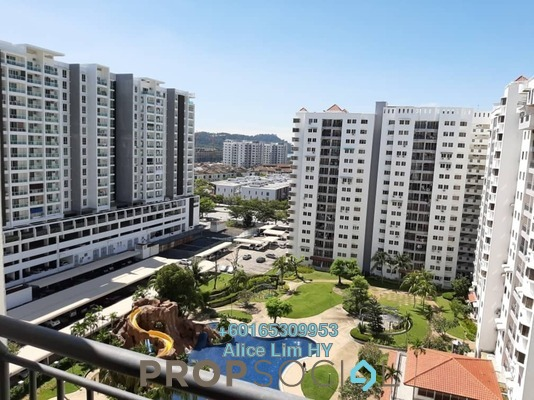 Condominium For Rent in Villa Emas, Bayan Indah Freehold Fully Furnished 3R/2B 1.5k