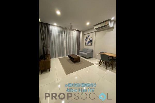 Condominium For Rent in City Residence, Tanjung Tokong Freehold Fully Furnished 1R/2B 2.5k