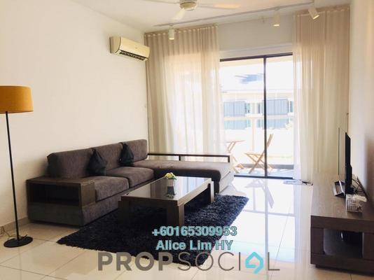 Condominium For Rent in The Light Linear, The Light Freehold Fully Furnished 3R/2B 2.8k