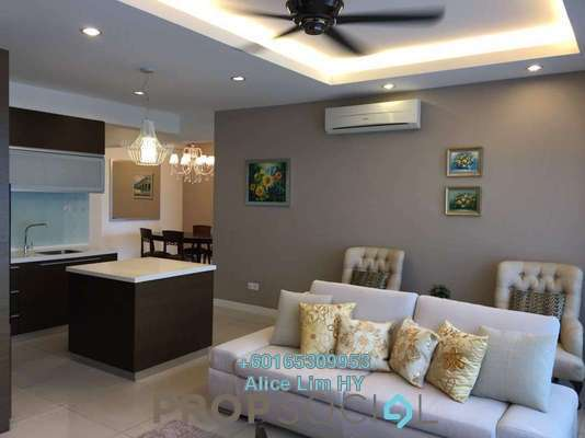 Condominium For Sale in Birch The Regency, Georgetown Freehold Fully Furnished 2R/2B 665k