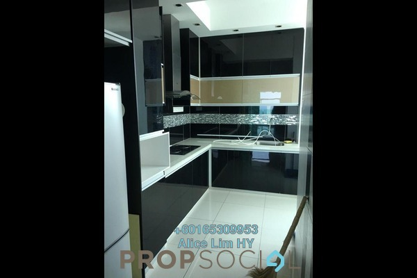 Condominium For Rent in The Oasis, Gelugor Freehold Fully Furnished 3R/2B 1.8k