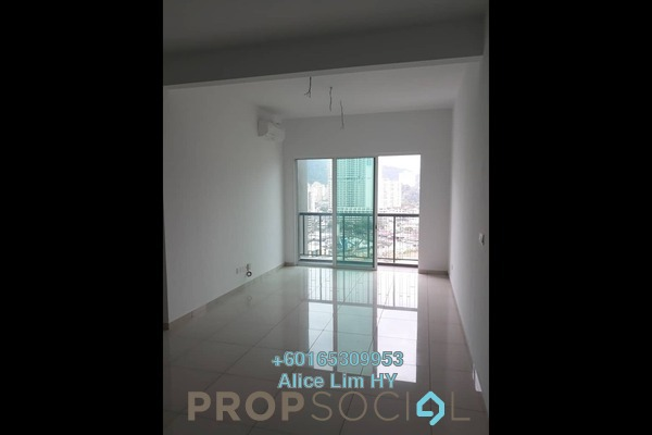 Condominium For Sale in One Imperial, Sungai Ara Freehold Unfurnished 3R/2B 390k