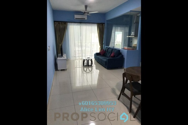 Condominium For Rent in Imperial Residences, Sungai Ara Freehold Fully Furnished 3R/2B 1.6k