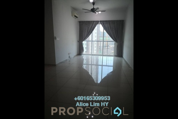 Condominium For Sale in One Imperial, Sungai Ara Freehold Unfurnished 3R/2B 650k