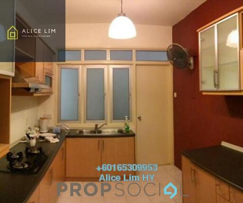 Condominium For Sale in Parkview Towers, Bukit Jambul Freehold Fully Furnished 3R/2B 460k