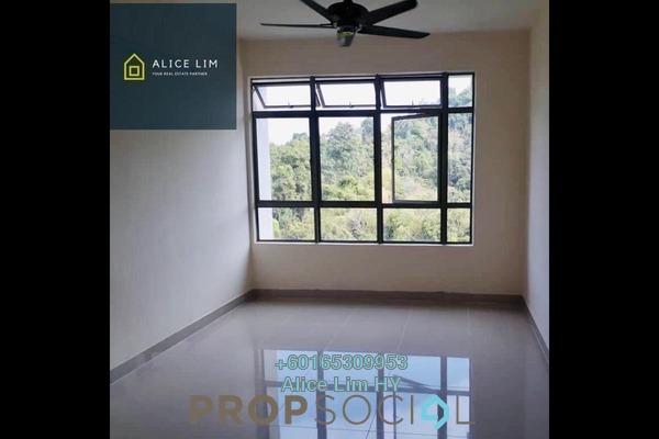 Condominium For Rent in All Seasons Park, Farlim Freehold Semi Furnished 3R/2B 1.2k
