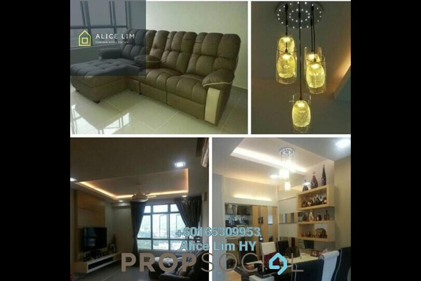 Condominium For Sale in All Seasons Park, Farlim Freehold Fully Furnished 3R/2B 719k