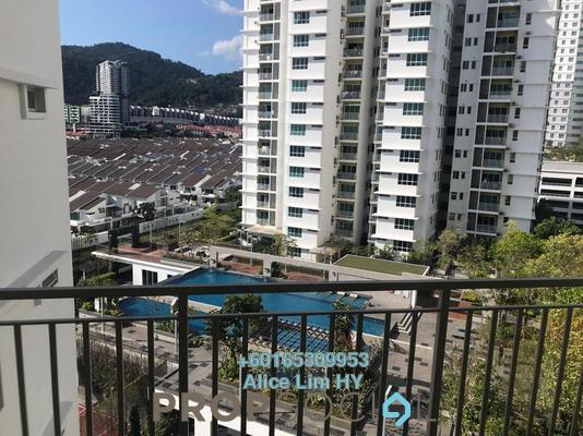 Condominium For Sale in Fiera Vista, Sungai Ara Freehold Unfurnished 3R/3B 750k