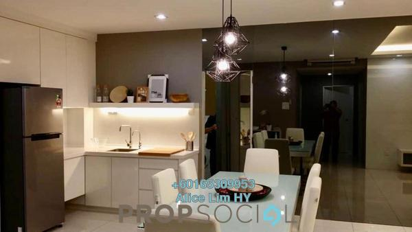 Condominium For Rent in The Latitude, Tanjung Tokong Freehold Fully Furnished 4R/2B 3k