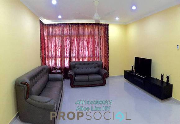 Condominium For Sale in All Seasons Park, Farlim Freehold Fully Furnished 4R/3B 540k