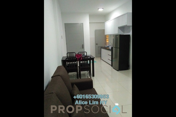 Condominium For Rent in Tropicana Bay Residences, Bayan Indah Freehold Fully Furnished 3R/2B 1.8k