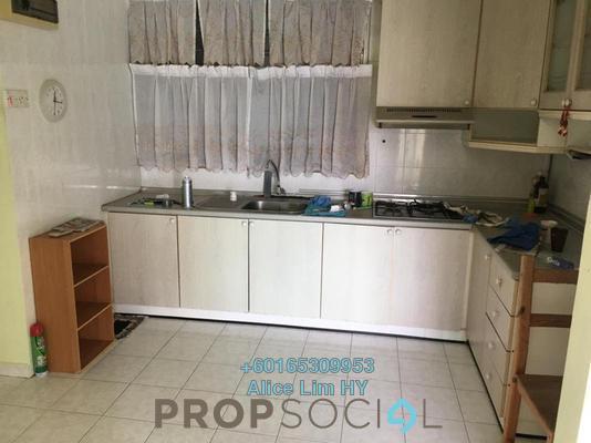Condominium For Sale in U-Garden, Gelugor Freehold Semi Furnished 3R/2B 360k