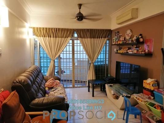 Condominium For Sale in U-Garden, Gelugor Freehold Fully Furnished 3R/2B 400k