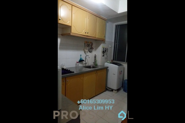 Condominium For Sale in Jade View, Bukit Gambier Freehold Fully Furnished 3R/2B 330k