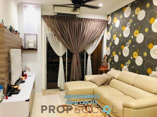Condominium For Sale in Saujana Damai, Sungai Ara Freehold Fully Furnished 3R/2B 380k