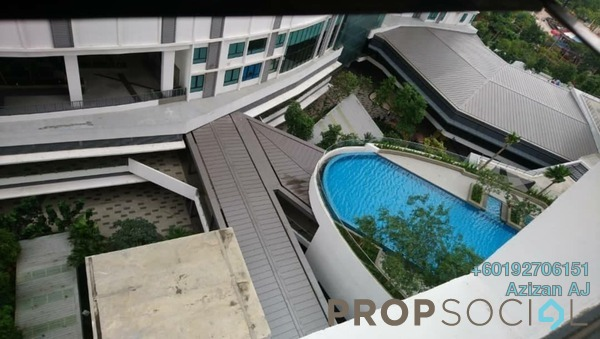 SoHo/Studio For Sale in i-City, Shah Alam Freehold Fully Furnished 1R/1B 320k