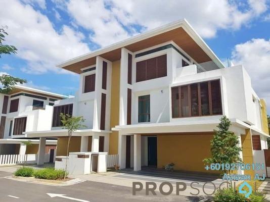 Semi-Detached For Sale in Precinct 8, Putrajaya Freehold Unfurnished 5R/6B 3.29m