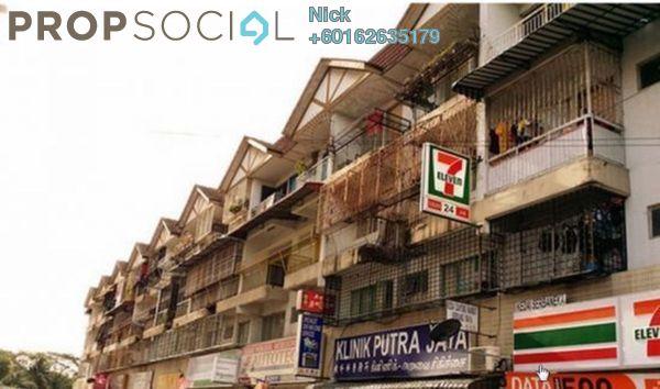 Apartment For Rent in Taman Serdang Perdana, Seri Kembangan Freehold Unfurnished 3R/1B 700translationmissing:en.pricing.unit
