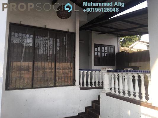 Terrace For Sale in Taman Bunga Raya, Setapak Freehold Semi Furnished 3R/2B 500k