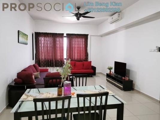 Condominium For Rent in Encorp Strand Residences, Kota Damansara Freehold Fully Furnished 2R/2B 2.15k