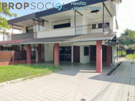 Semi-Detached For Rent in Bandar Botanic, Klang Freehold Unfurnished 5R/3B 1.07k