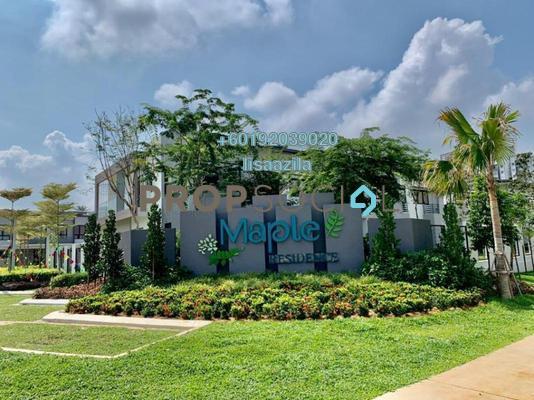 Terrace For Rent in Maple Residence @ Laman View, Cyberjaya Freehold Semi Furnished 5R/4B 3k