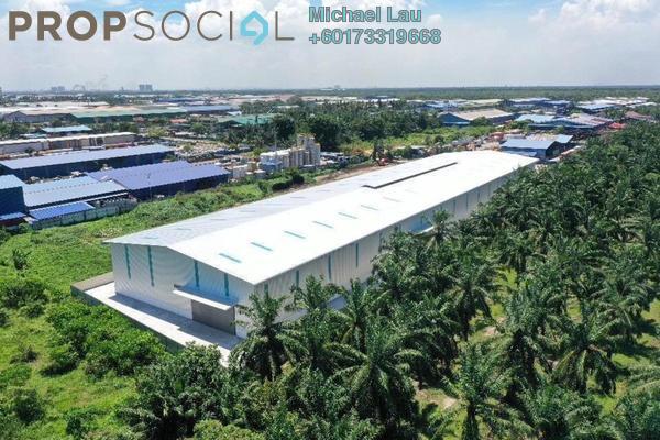 Factory For Sale in Kampung Telok Gong , Port Klang Freehold Unfurnished 0R/0B 19.5m