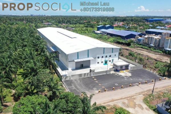 Factory For Sale in Kampung Telok Gong , Port Klang Freehold Unfurnished 0R/0B 18.5m