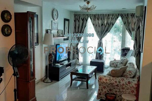 Terrace For Sale in Section 6 , Wangsa Maju Freehold Semi Furnished 3R/3B 850k