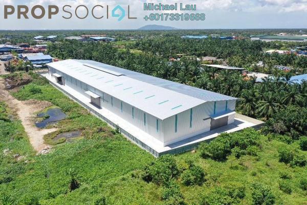 Factory For Rent in Kampung Telok Gong , Port Klang Freehold Unfurnished 0R/0B 95.7k