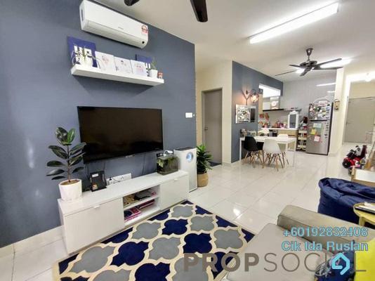 Apartment For Sale in MasReca N19eteen, Cyberjaya Freehold Semi Furnished 3R/2B 339k