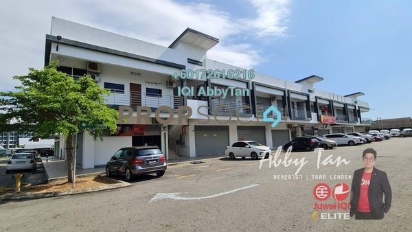Shop For Rent in Cyber Perdana Commercial Centre, Kota Kinabalu Freehold Unfurnished 0R/2B 2.5k