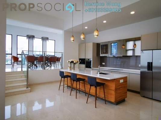 Bungalow For Sale in Twins, Damansara Heights Freehold Semi Furnished 8R/6B 9m