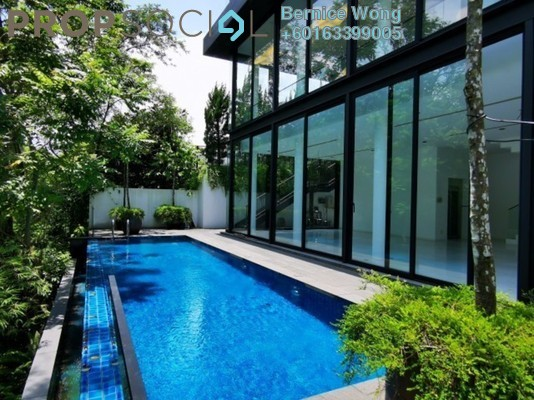 Bungalow For Sale in Twins, Damansara Heights Freehold Semi Furnished 5R/6B 13m