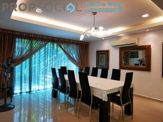 Bungalow For Sale in Twins, Damansara Heights Freehold Semi Furnished 6R/6B 6.68m